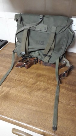 1945 US Army Combat Field Pack