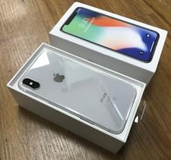 FS: Apple iPhone X 64GB & iphone 8 plus 64GB New
