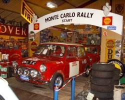 1965 Austin Cooper S  (Rally Car)