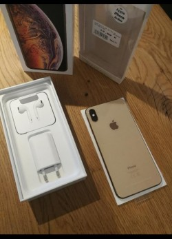 Apple iPhone XS Max -64GB 512GB - ALL COLORS AVAILABLE (Unlocked)