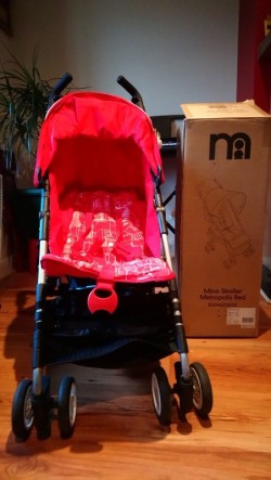 Mothercare mino stroller for sale - in Immaculate condition