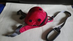 Littlelife (Ladybird) Daysack Parent Safety Rein/Strap