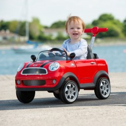 MINI COOPER RIDE-ON (ideal for 1 to 4 years old)