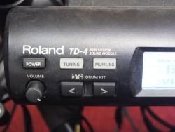 Roland TD-4 V-Drums Portable Electronic Drum Kit