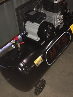 Brand new MTS 200 litre Air Compressor