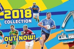Cul heroes Gaa trading cards wanted