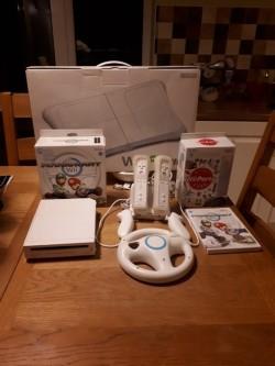 Wii console bundle