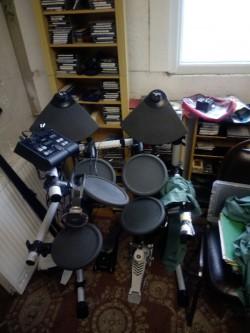 Yamaha DTX 500K Electronic Drum Kit