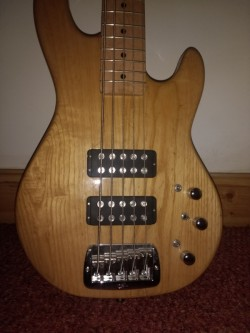 G&L Tribute Series L2500 5 String Bass Guitar
