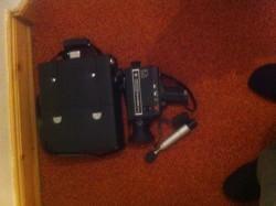 Sanyo XL-60S & Canon 518 Cine Cameras