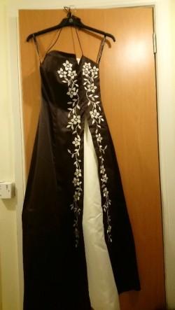 Full Length Party wear Dress, size 8