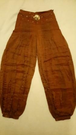 Designer- tailor made trouser - size 8