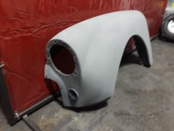 Minor 1000 front wing