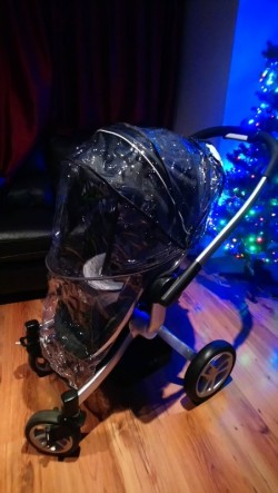 Graco Travel System along with Buggy/CarryCot from birth - almost new