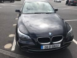 08 BMW 520D