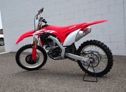 2018 HONDA CRF 250R NEW