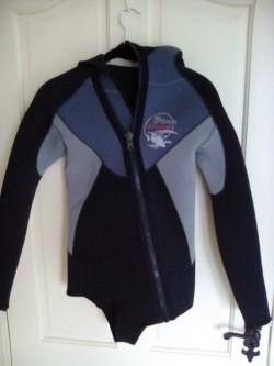Diving jacket