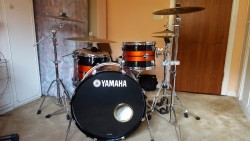 Yamaha Tour Custom Limited Edition MOTO-X Drum Kit