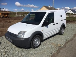 2008 Ford Transit Connect T200 75hp van