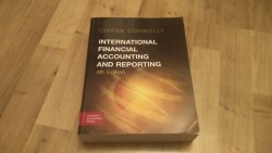 International Financial Accounting and Reporting Ciaran Connolly 4th Edition