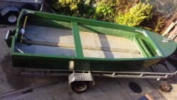 17ft FIBERGLASS BOAT  !!!PRICE REDUCED!!!