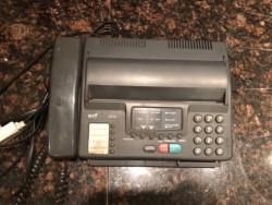 BT fax machine