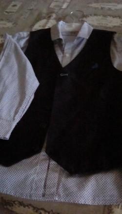 Next waistcoat set