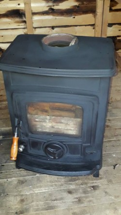 stanley stove for sale