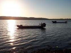 Oyster boat MOKTAR