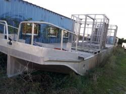 Oyster boat AICHA