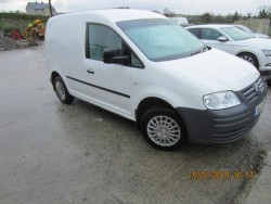 vw caddy 2005 1.9 tdi