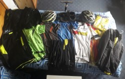 FOR SALE CYCLING GEAR