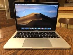 Apple MacBook Pro 13 Touch Bar 16GB 256GB RAM Retinal Display