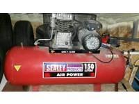 sealey compresser for sale