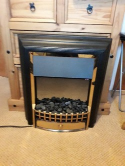 eltric coal fire for sale