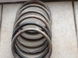 Pot entrance rings