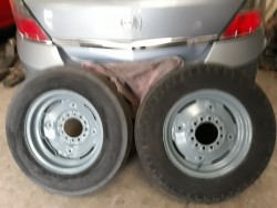 TRACTOR TYRES FOR SALE