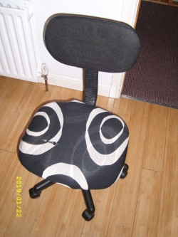 Small office chair go for free