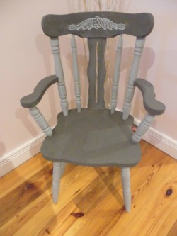 Up-cycled Fireside/Reading Chair