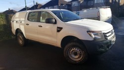 Ford Ranger 2014 XL 2.2.6