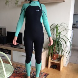 ONeill Womens Psycho One 5/4mm Back Zip Wetsuit Full