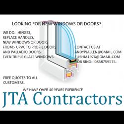jta contractors window and doors