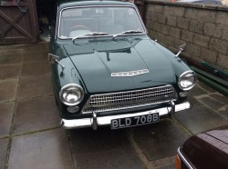 MK1 CORTINA 1500 AUTO THIS CAR WAS IN THE FILM MRS WILSON