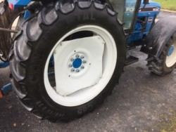 Ford Tractor Wheels