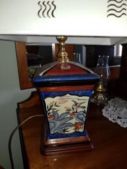 Gorgeous  decorative  lamp