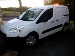 2013 Peugeot partner 3 seater clean van, cheap sale
