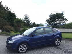 2007 Ford Focus 1.6 TDCI PARTS ONLY