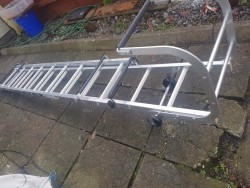 New Heavy duty roof ladder