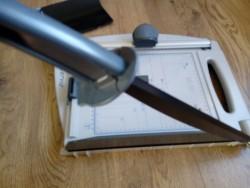 twin paper cutter