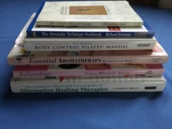 Books about alternative therapies